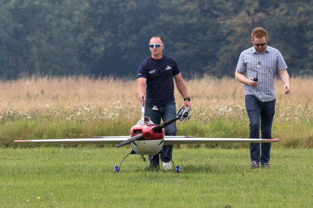 © Adam Duffield - 40% scale Extra 300 - Old Buckenham Airshow 2016