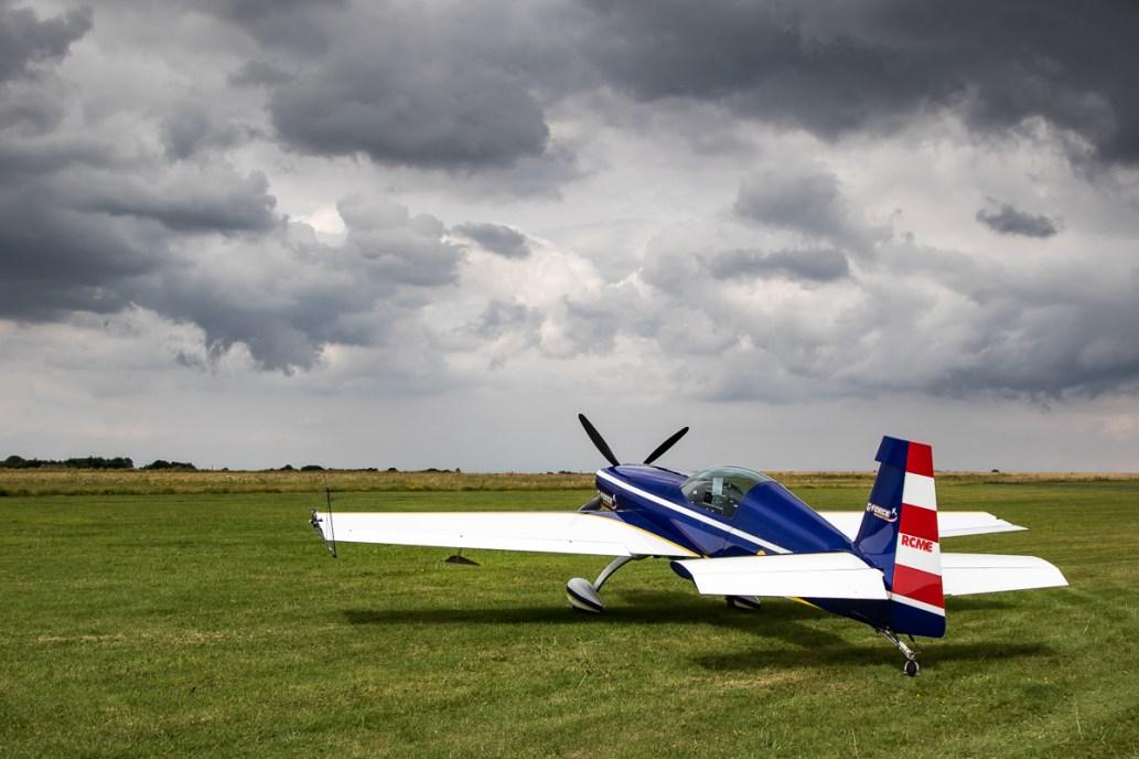 © Adam Duffield - Extra 300 - Old Buckenham Airshow 2016