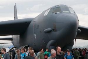 © Duncan Monk - USAF B-52H 60-0038 Stratofortress Barksdale AFB - Ostrava NATO Days 2016