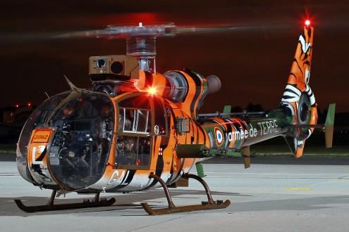 © Mark Kwiatkowski - Armée de Terre Aerospatiale SA-342M Gazelle 3862/GAL - Northolt Nightshoot XXI