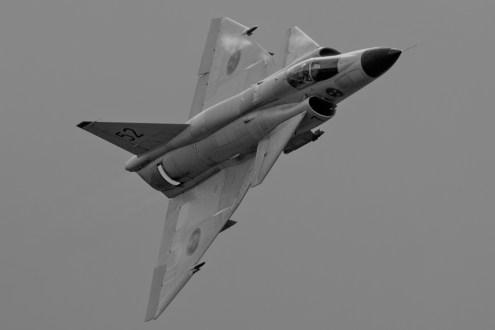 © Duncan Monk - SWAFHF Saab AJS37 Viggen SE-DXN 52 - Ostrava NATO Days 2016