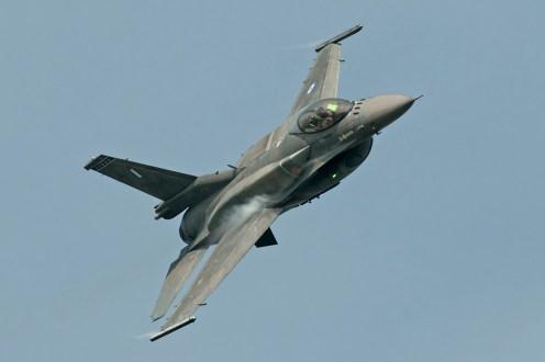 © Duncan Monk - HAF Lockheed Martin F-16C Block 52+ Team Zeus - Ostrava NATO Days 2016