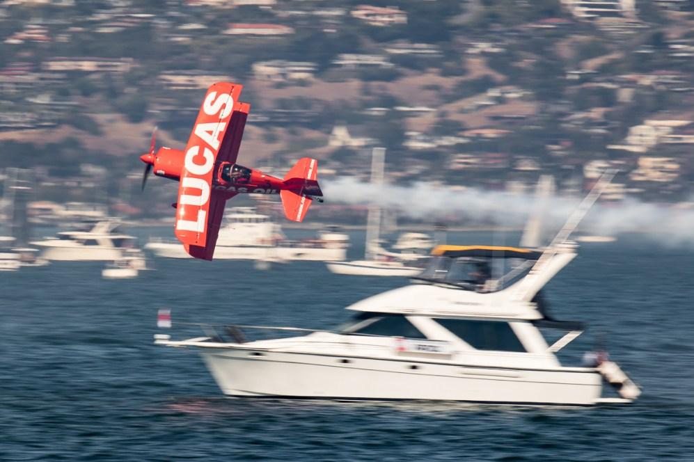©Adam Duffield - Lucas Oil Pitts S-1-11 N5111B - San Francisco Fleet Week 2016
