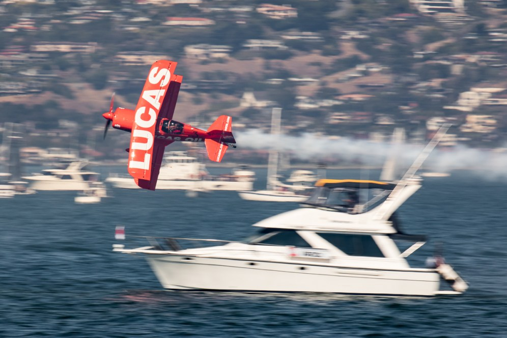 © Adam Duffield - Lucas Oil Pitts S-1-11 N5111B - San Francisco Fleet Week 2016