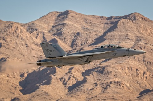 © Paul Smith - Boeing F/A-18F Super Hornet 168929 - Nellis Aviation Nation 2016