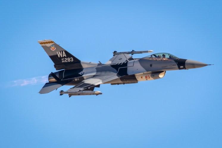© Paul Smith - Lockheed Martin F-16C Fighting Falcon 86-0283 - Nellis Aviation Nation 2016