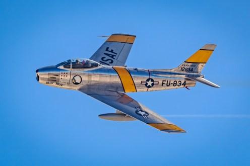 © Paul Smith - North American F-86F Sabre 51-2834 - Nellis Aviation Nation 2016