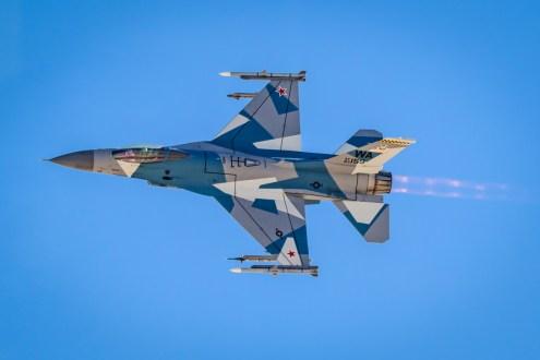 © Paul Smith - Lockheed Martin F-16C Fighting Falcon 83-0159 - Nellis Aviation Nation 2016