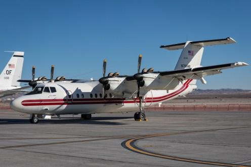 © Paul Smith - De Havilland Canada EO-5C M765MG - Nellis Aviation Nation 2016