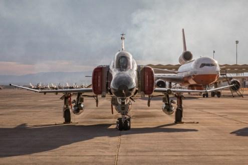 © Paul Smith - McDonnell Douglas QF-4E Phantom II 74-1638 - Nellis Aviation Nation 2016