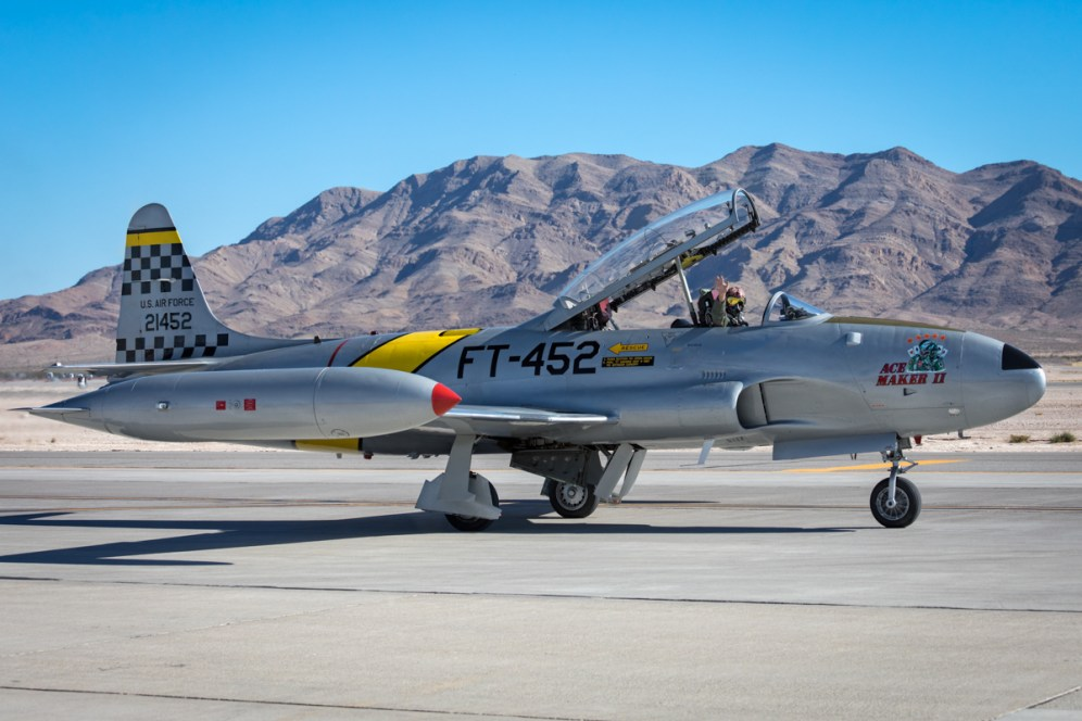 © Paul Smith - Canadair CT-133 Silver Star 3 N133HH - Nellis Aviation Nation 2016