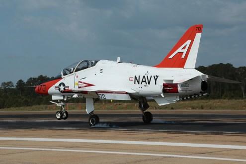 ©Mark Forest - McDonnell Douglas T-45C Goshawk 165612 TAW-1 - US Naval Air Training Command