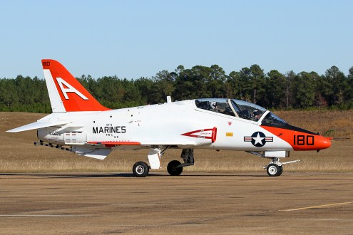 © Mark Forest - McDonnell Douglas T-45C Goshawk 165622 TAW-1 - US Naval Air Training Command