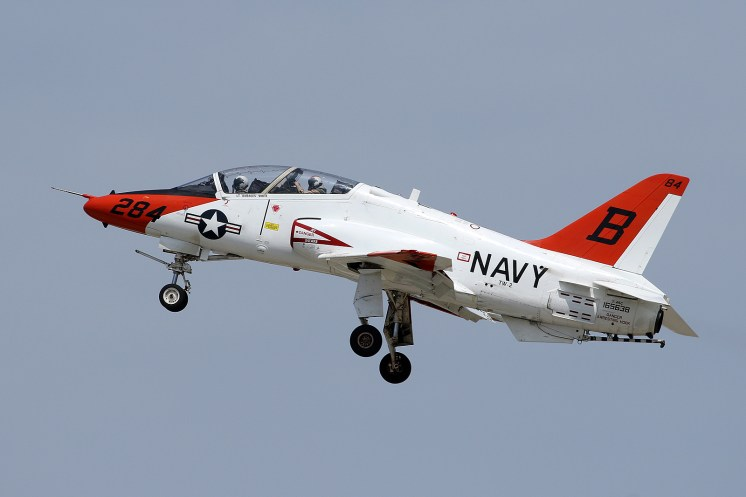 ©Mark Forest - McDonnell Douglas T-45C Goshawk 165638 TAW-2 - US Naval Air Training Command
