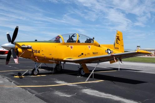 ©Mark Forest - Beechcraft T-6B Texan II 166064 TAW-5 - US Naval Air Training Command