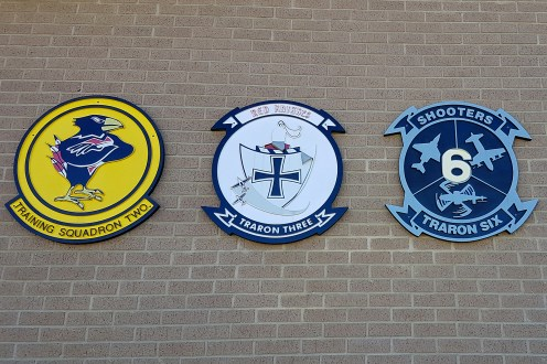 ©Mark Forest - TAW-5 Squadron Badges - US Naval Air Training Command