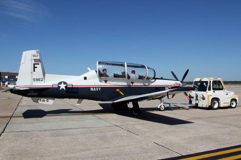 ©Mark Forest - Beechcraft T-6A Texan II 165962 TAW-6 - US Naval Air Training Command