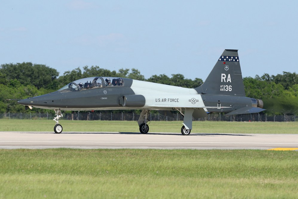 ©Mark Forest - T-38C Talon 68-8136 - US Air Force Air Education and Training Command
