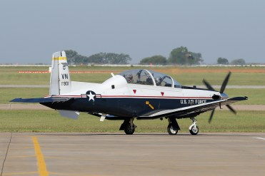 ©Mark Forest - Raytheon T-6A Texan II 07-3901 - US Air Force Air Education and Training Command