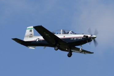 ©Mark Forest - Raytheon T-6A Texan II 07-3892 - US Air Force Air Education and Training Command