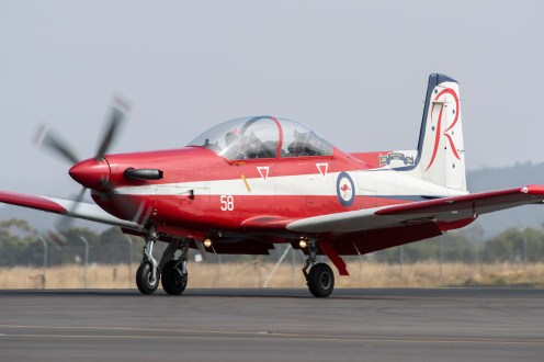 © Douglas Monk - RAAF Pilatus PC-9 A23-058 - Australian International Air Show 2017