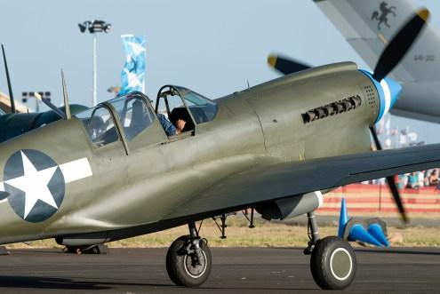 ©Douglas Monk - Curtiss P-40N Warhawk VH-PFO/42-104986 - Australian International Air Show 2017