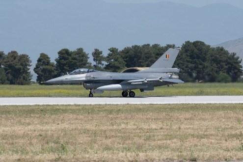 ©Duncan Monk - Belgian Air Force F-16AM FA-97 - Larissa AB