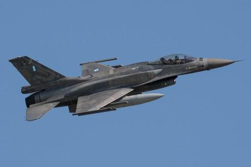 ©Duncan Monk - Hellenic Air Force F-16C 508 - Larissa AB