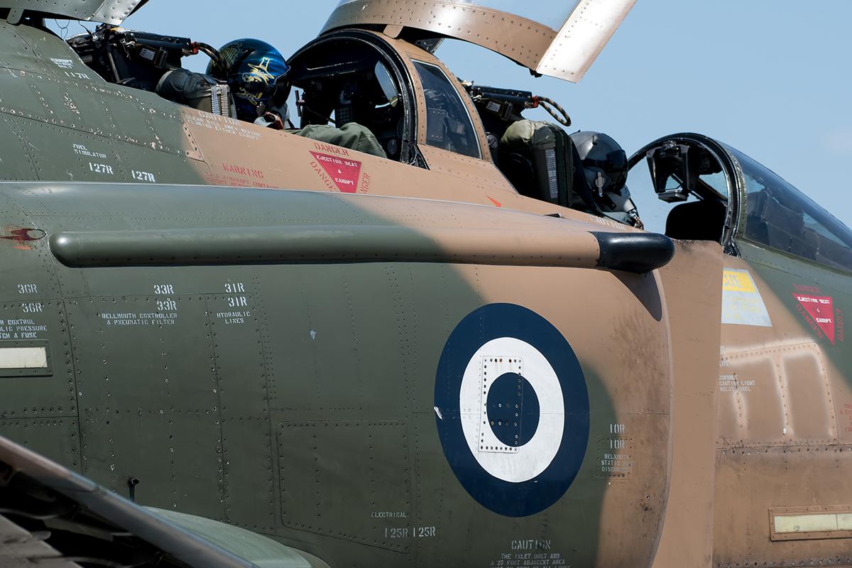 ©Duncan Monk - Hellenic Air Force RF-4E 77-1765 - Larissa AB