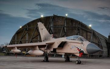 © Mark Ranger - Panavia Tornado GR4 ZG750 - RAF Marham Enthusiasts Event 2017
