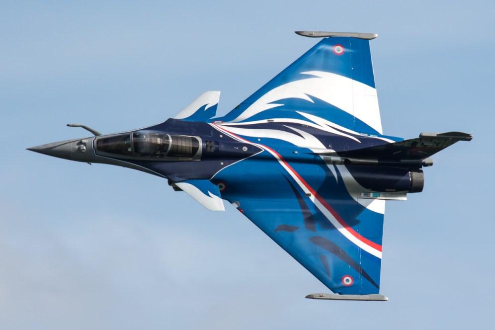 © Adam Duffield - Dassault Rafale C 133 / 4-GL - Duxford Air Festival 2017