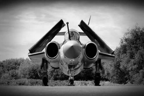 © Jamie Ewan - Blackburn Buccaneer S2 XN974 Unveil