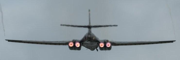 ©Mark Ranger - USAF Bomber Deployment RAF Fairford