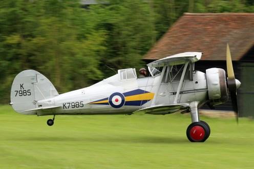 © Jamie Ewan - Gloster Gladiator - Shuttleworth Fly Navy 2017