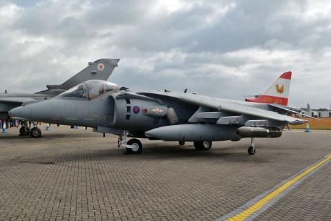 © Niall Paterson - Royal Air Force BAe Harrier GR9A - RAF Cosford Air Show 2017