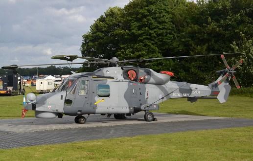 © Niall Paterson - Royal Navy AgustaWestland AW159 Wildcat HMA2 - RAF Cosford Air Show 2017