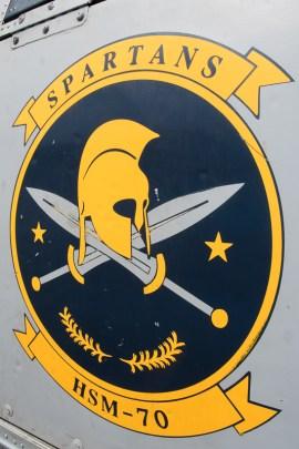 © Duncan Monk - HSM-70 Spartans - USS George H W Bush CVN 77