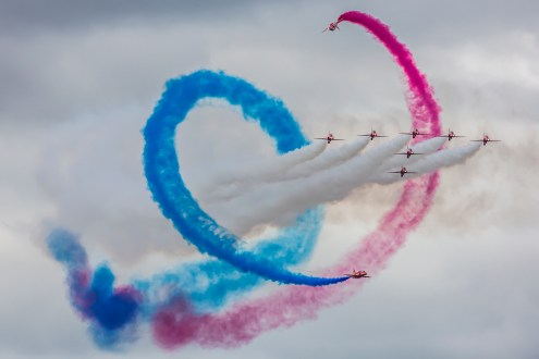 © Ben Montgomery - - Royal International Air Tattoo 2017