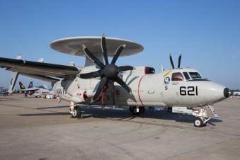 © Adam Duffield - Grumman E-2C Hawkeye VAW-120 164111 - NAS Oceana Airshow 2017