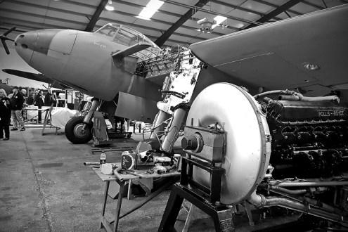 © Jamie Ewan - de Havilland Mosquito NF11 HJ711 VI-C 'Val' - East Kirkby Season Finale