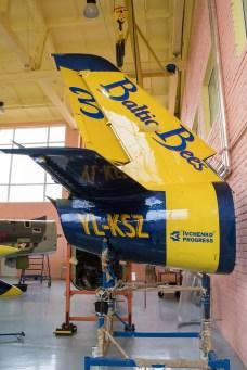 © Duncan Monk - Baltic Bees L-39C Albatross YL-KSZ Tail - Baltic Bees Jet Team