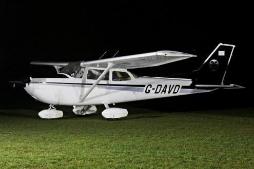 © Jamie Ewan - Reims-Cessna FR172K Hawk XP G-DAVD - Spanhoe Photocall