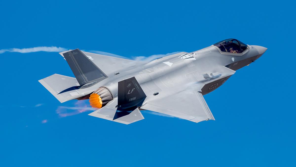 © Doug Monk - Lockheed F-35A - Luke AFB Airshow 2018