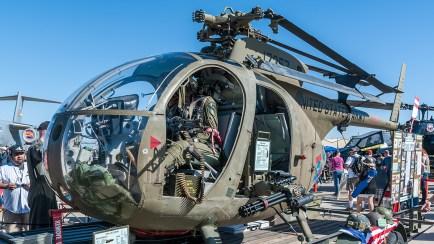 © Doug Monk - OH-6 Cayuse - Luke AFB Airshow 2018