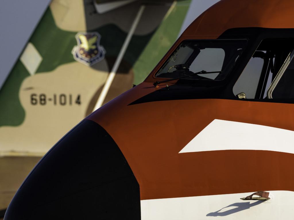 © Doug Monk - JASDF Iruma Kawasaki C-1