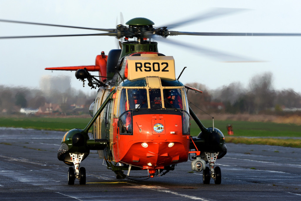 © Mark Empson - Belgian Sea King Retirement