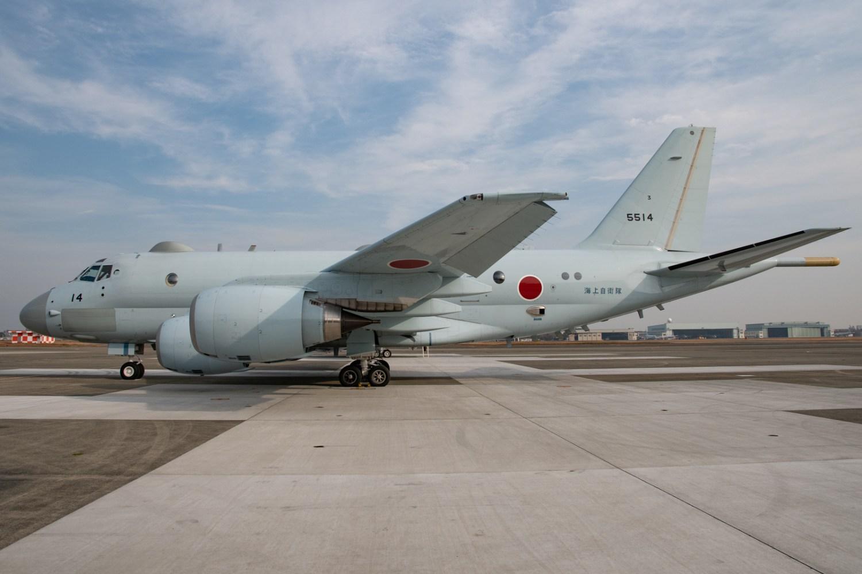 ©Duncan Monk - JMSDF Atsugi Kawasaki P-1