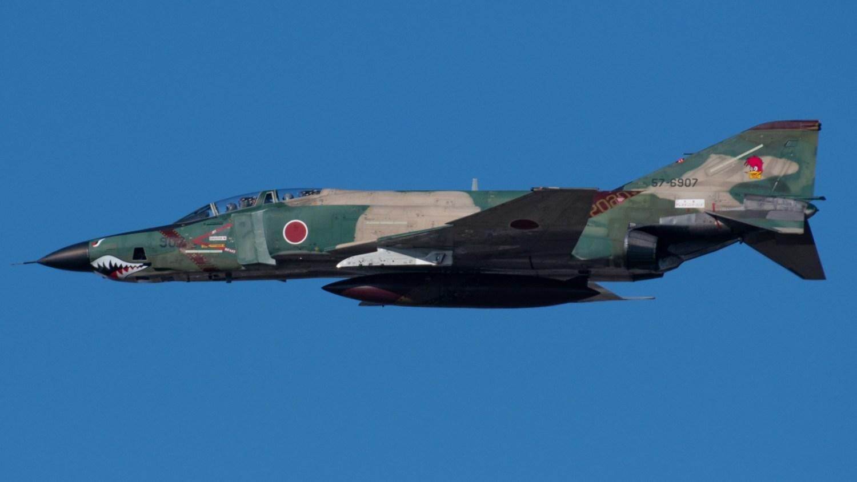 © Duncan Monk JASDF RF-4 Phantom II