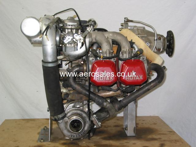 Rotax 914 Aircraft Engine Diagram