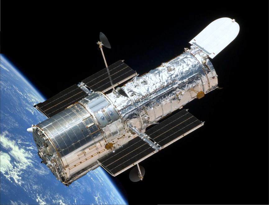 Hubble Space Telescope History - Hubble Telescope